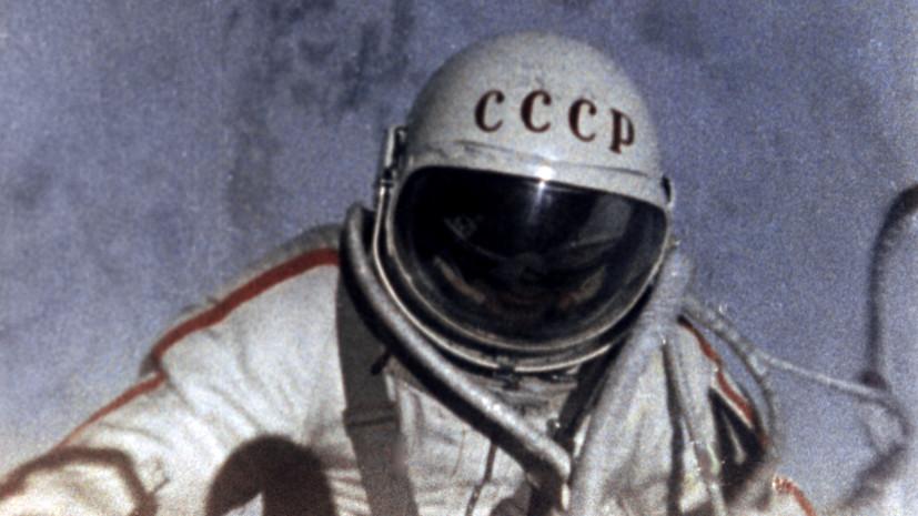 «Поехали!»: тест RT об истории отечественной космонавтики