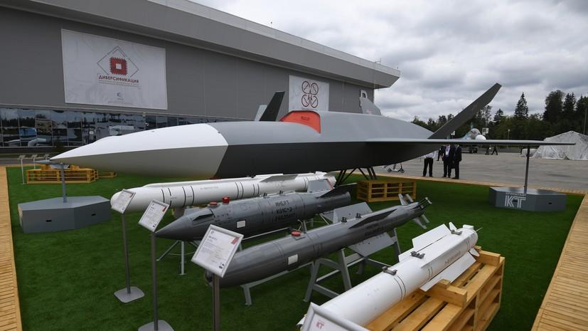 «Гром», «Стрела», «Гермес»: какие новинки представила российская оборонная промышленность в 2020 году