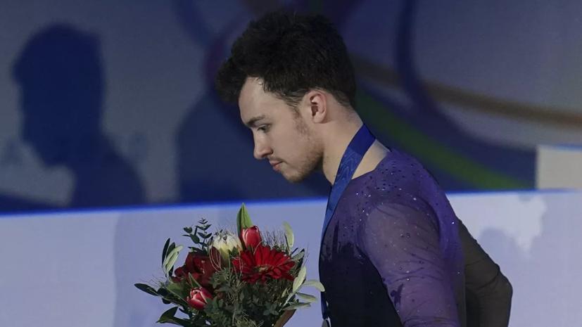 Тренер Алиева объяснил отказ фигуриста от выступления на чемпионате России