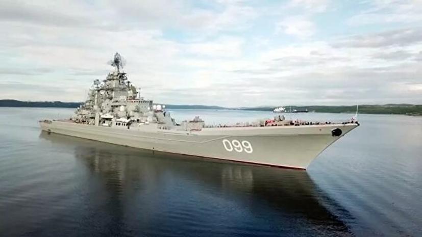 Путин приравнял Северный флот к военному округу