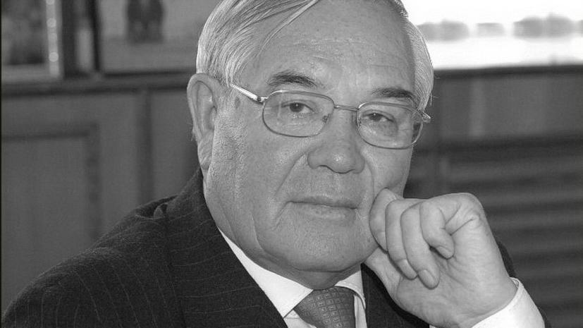Умер бывший вице-президент Чувашии Лев Кураков