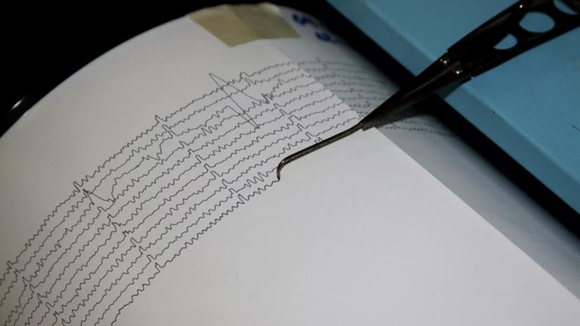 Землетрясение магнитудой 5,7 произошло у берегов Фиджи