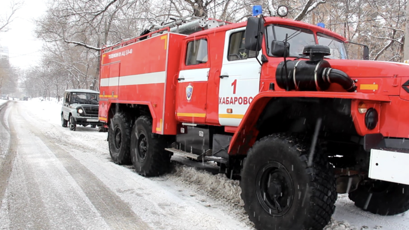 В Хабаровске 16 домов и школа остались без тепла из-за аварии