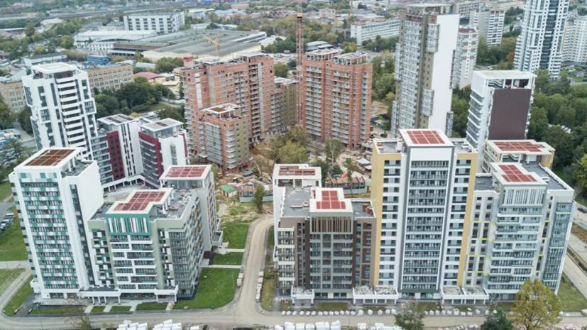 В России вырос спрос на элитное жильё
