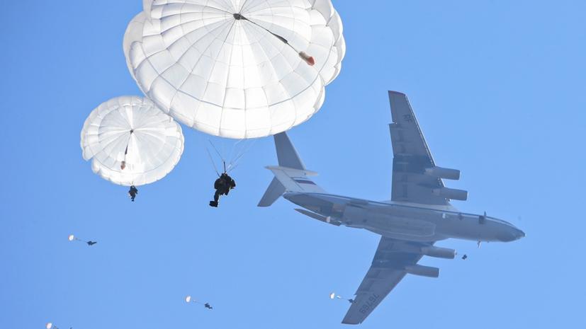 «Лидирующие позиции»: как новейшие парашютные системы повышают боевые возможности российского спецназа