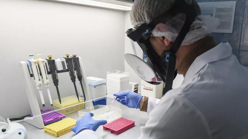 В «Векторе» рассказали об анализе штаммов коронавируса в России