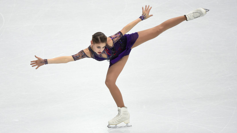 Плющенко объяснил, почему Косторная пропустит чемпионат России