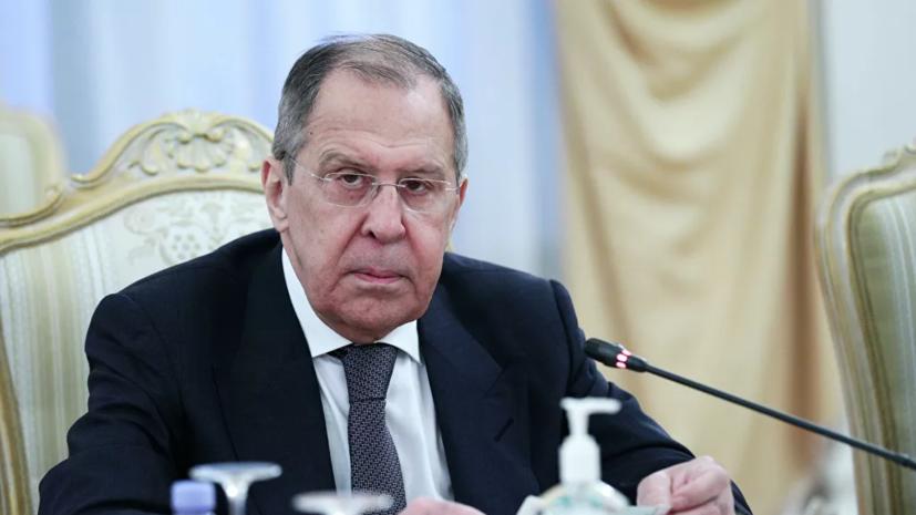 Лавров проведёт переговоры с главой МИД Катара