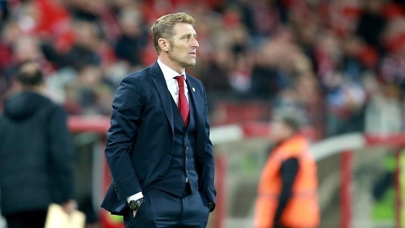 Агент Карреры высказался о возможном возвращении тренера в «Спартак»