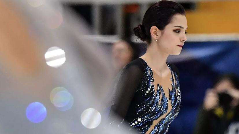 Чемпион мира в танцах на льду уверен, что Медведева ещё не накаталась
