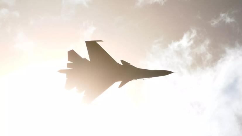 Истребитель Су-30 поднимался на перехват самолёта ВВС Японии