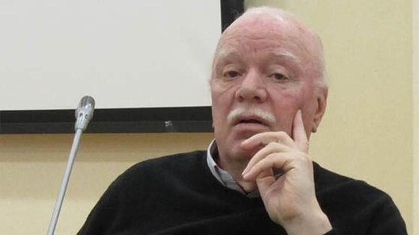 Умер кинорежиссёр Борис Бушмелёв