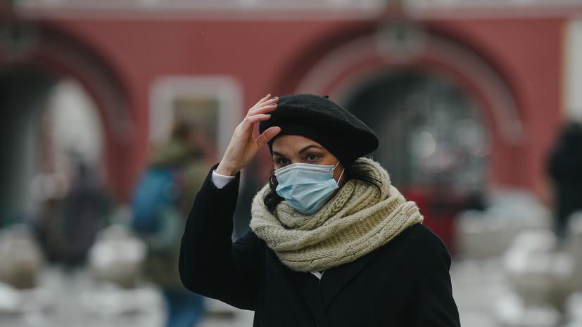 В Москве и области объявлен «жёлтый» уровень погодной опасности из-за ветра