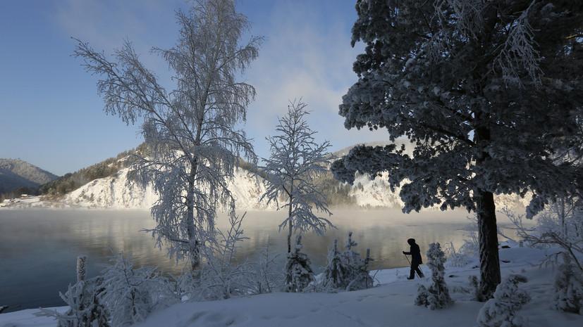 В Гидрометцентре рассказали о погоде в Сибири