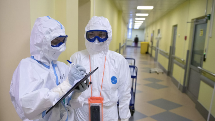 За сутки в России умерли 549 пациентов с коронавирусом