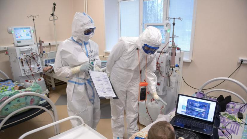 Главврач отметил изменение картины течения COVID-19 у пациентов в Москве