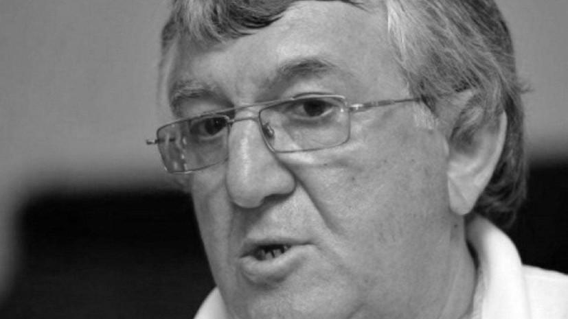 Чемпион и обладатель Кубка СССР по футболу Андриасян умер в возрасте 73 лет