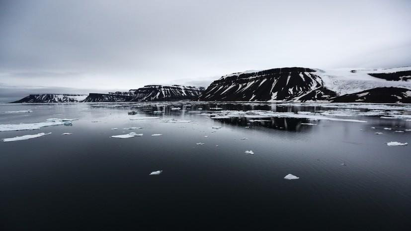 Ледяные берега: тест RT о северных морях России