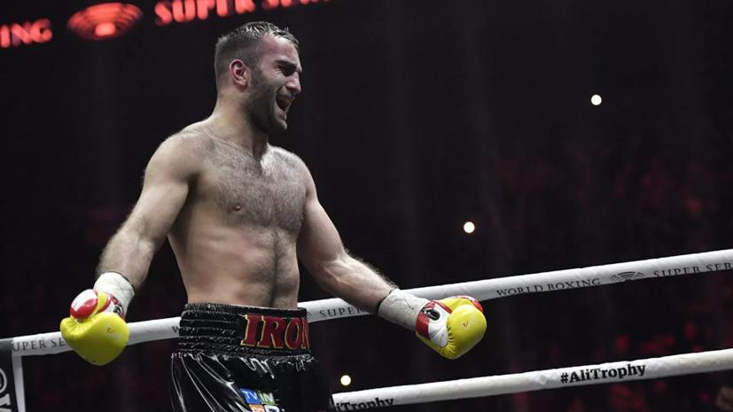 «Матч ТВ» проведёт турнир по боксу в Сочи