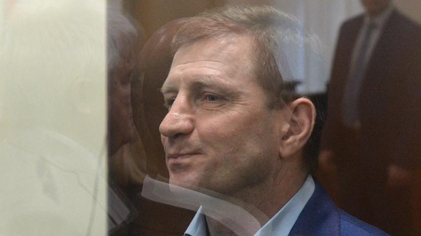 Мосгорсуд отказался отпускать Фургала под домашний арест