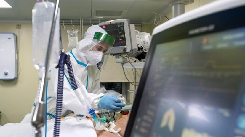 В Ялте и Симферополе развернут госпитали МО для борьбы с коронавирусом