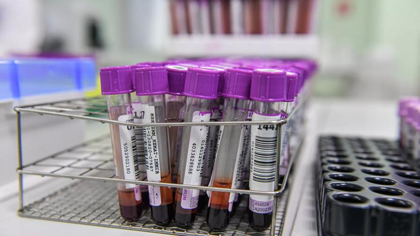 В Санкт-Петербурге рассказали о тестировании на коронавирус