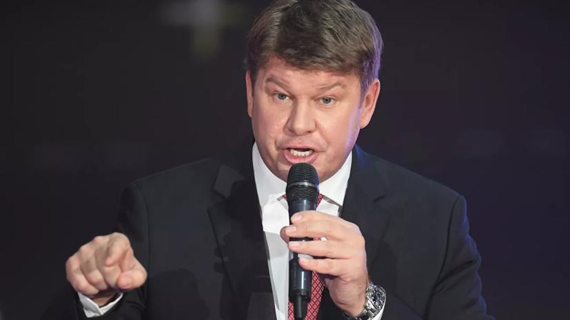 Губерниев отреагировал на самоподготовку Логинова перед январскими этапами КМ