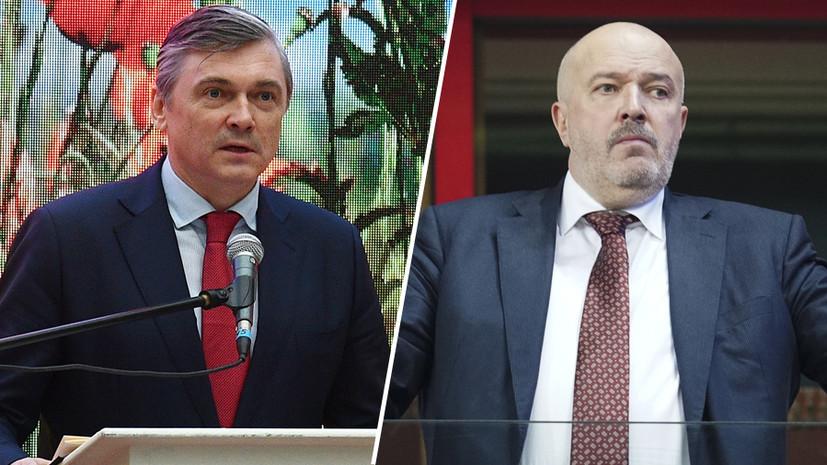 Смена рулевых: как Мещерякова и Кикнадзе уволили из «Локомотива»