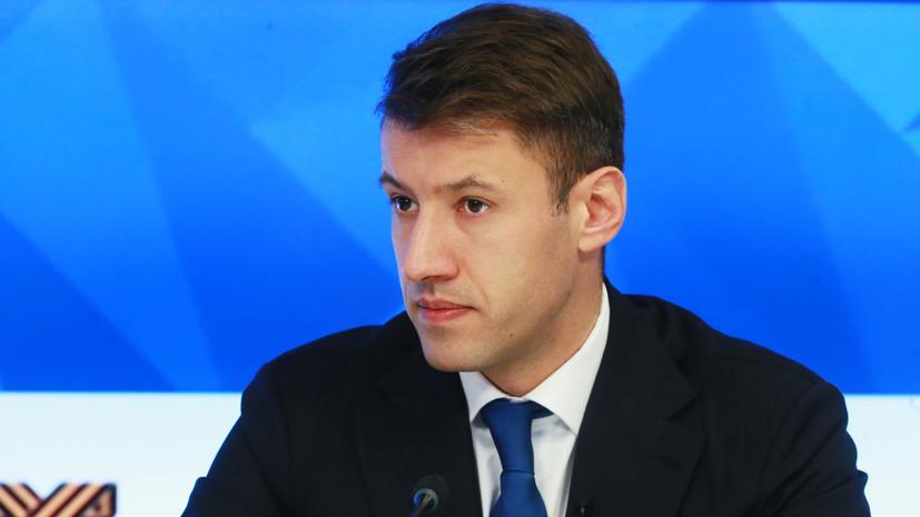 Новый глава совета директоров «Локомотива»числится всовете директоров ЦСКА