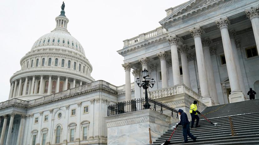 Конгресс проголосует по преодолению вето Трампа на оборонный бюджет