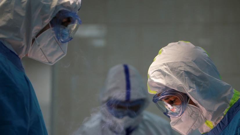 Шойгу дал указания развернуть в Крыму госпитали для борьбы с COVID-19