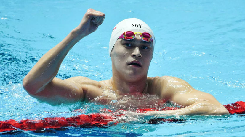 Суд отменил восьмилетнюю дисквалификацию чемпиона ОИ Сунь Яна