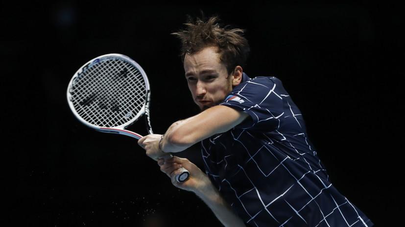 Медведев считает правильным решением изменение сроков проведения Australian Open