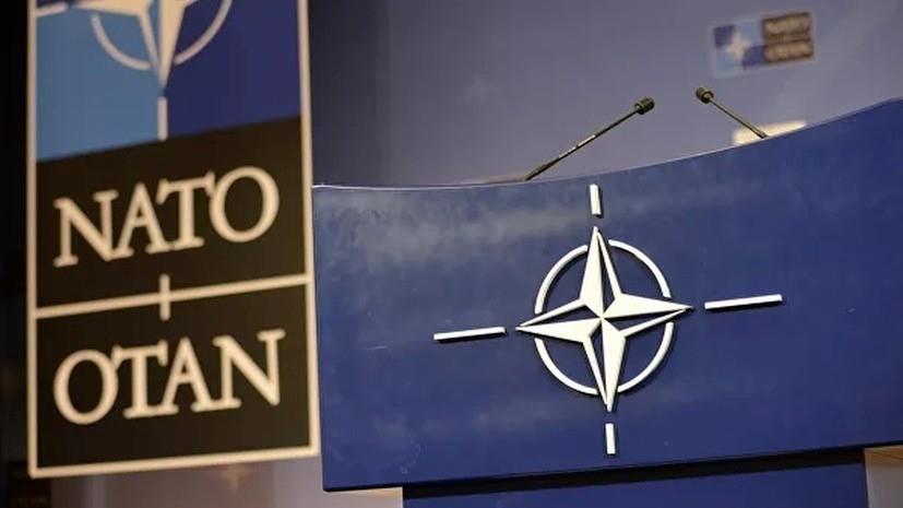 В Генштабе сообщили об усилении активности НАТО у границ России