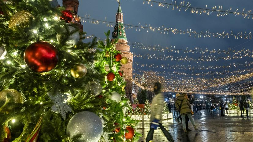 «Президент рекомендовал»: Собянин объявил 31 декабря нерабочим днём