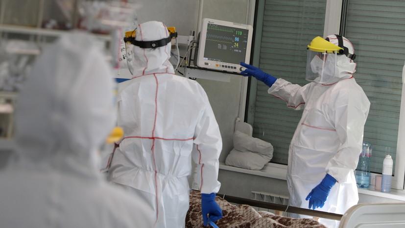 В Петербурге заявили о признаках стабилизации ситуации с коронавирусом