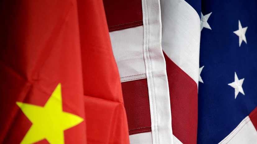 В США разработали законопроект по борьбе с «китайским шпионажем»