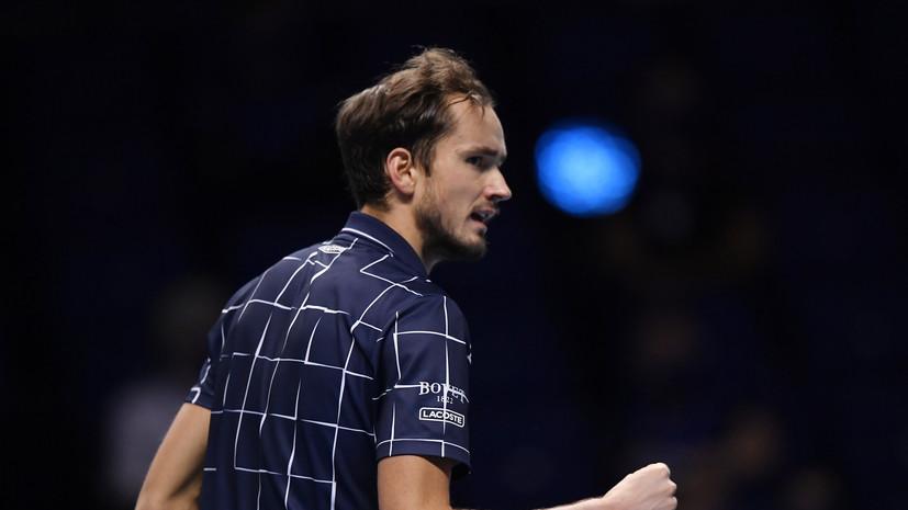 Теннисист Медведев признался, что мечтает сыграть на Олимпиаде
