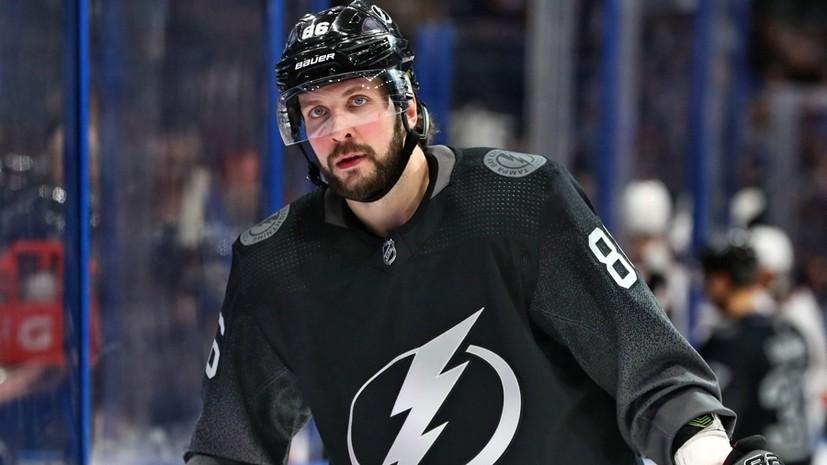Травма Кучерова, заявление агента Тарасенко и состав дивизионов: что обсуждают за три недели до старта сезона НХЛ