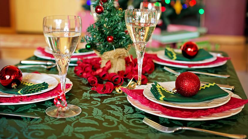 Эксперты назвали безопасные для здоровья порции новогодних блюд и напитков