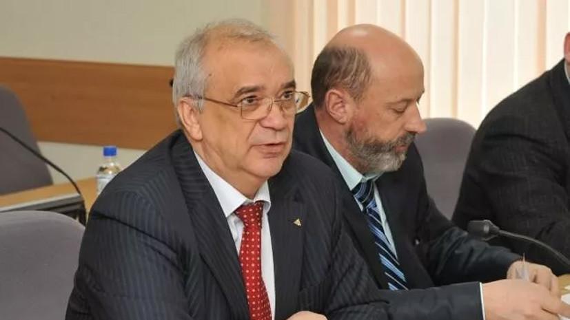 Умер бизнесмен Владимир Христов