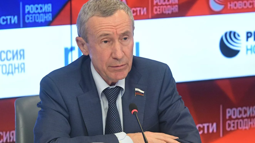 Климов рассказал овыделяемыхСША средствах на акции по вмешательству