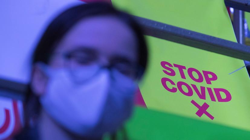 В Москве за сутки скончались 74 пациента с коронавирусом