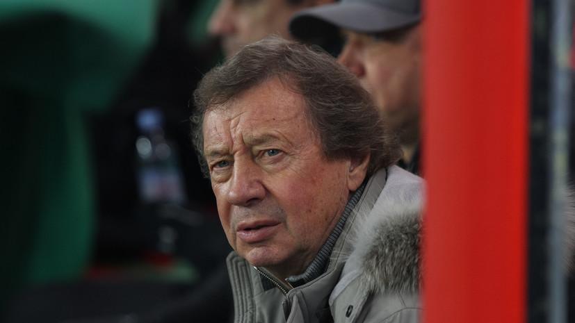 Сенников поддержал идею возвращения Сёмина в «Локо» в качестве тренера