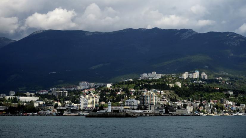 В Крыму оценили угрозы Киева помешать проекту по опреснению воды