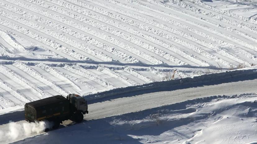 В Томской области введено в работу девять автозимников