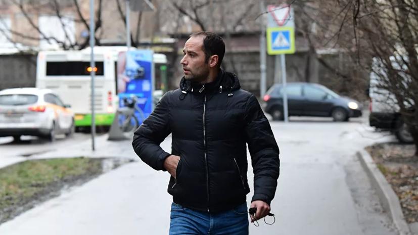 СМИ: Сторона избитого арбитра Данченкова подаст ходатайство об аресте имущества Широкова