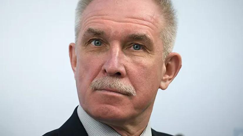 У губернатора Ульяновской области выявлен коронавирус
