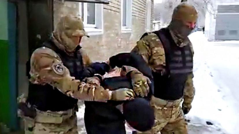 «Подозреваемый — сторонник деструктивных субкультур»: ФСБ предотвратила теракт в Тамбове