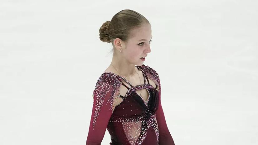 Плющенко: Трусовой не нужно делать столько четверных прыжков